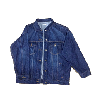 HONEYSのデニムジャケット