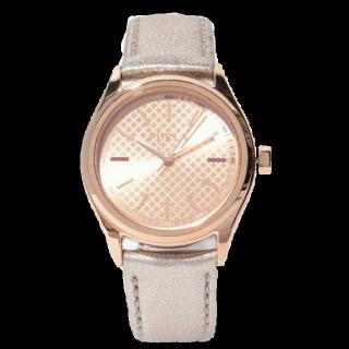 このコーデで使われているFLURAの腕時計[ピンク/ゴールド]