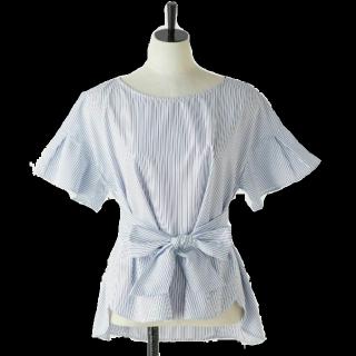 このコーデで使われているAZUL ENCANTOのシャツ/ブラウス[ブルー]