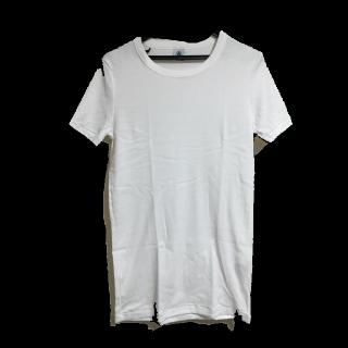 このコーデで使われているPETIT BATEAUのTシャツ/カットソー[ホワイト]