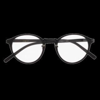 このコーデで使われているメガネ[ブラック]