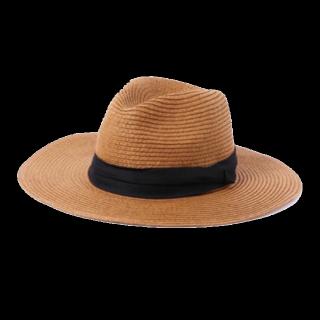 このコーデで使われているGRLの帽子[キャメル]