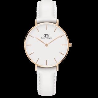 このコーデで使われているDaniel Wellingtonの腕時計[ホワイト]