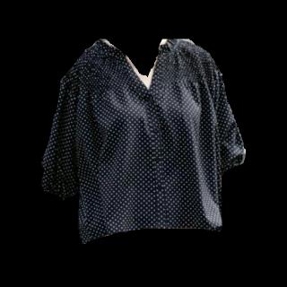 このコーデで使われているRay Cassinのシャツ/ブラウス[ブラック]