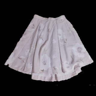 snidelのひざ丈スカート