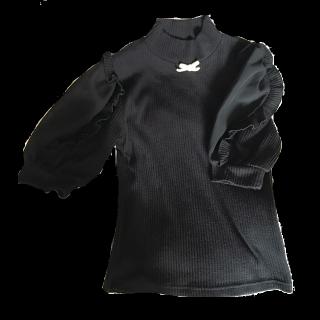 このコーデで使われているAnk Rougeのシャツ/ブラウス[ブラック]