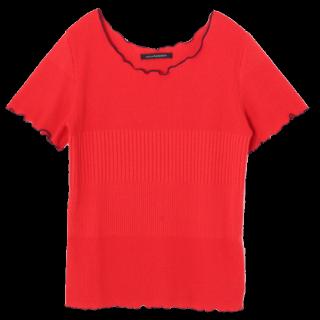 このコーデで使われているPAGEBOYのTシャツ/カットソー[レッド]