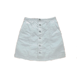 HONEYSのデニムスカート