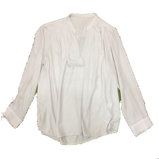 このコーデで使われているViSのシャツ/ブラウス[ピンク]