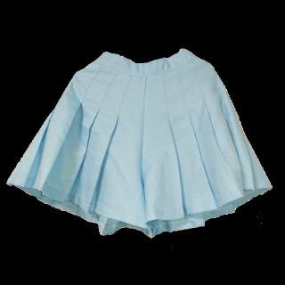 ゴゴシングのプリーツスカート