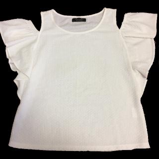 このコーデで使われているLagunaMoonのTシャツ/カットソー[ホワイト]