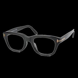 このコーデで使われているTOM FORD EYEWEARのメガネ[ブラック/ホワイト]