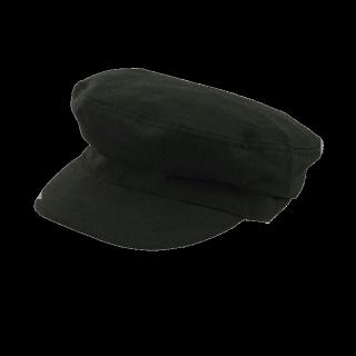 このコーデで使われているGUの帽子[ブラック]