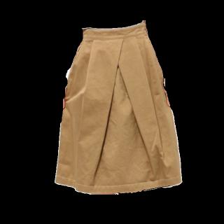MHL.のひざ丈スカート