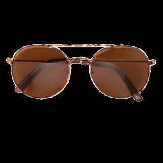 このコーデで使われているZARAのサングラス[キャメル/ベージュ/ブラウン/ブラック]