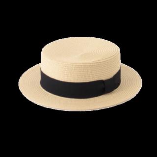 このコーデで使われているROPE' PICNIC PASSAGEの帽子[ベージュ/ブラック]