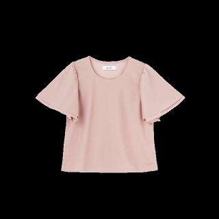 このコーデで使われているdazzlinのTシャツ/カットソー[ピンク]