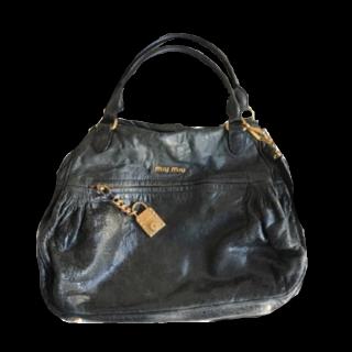 MIUMIUのショルダーバッグ