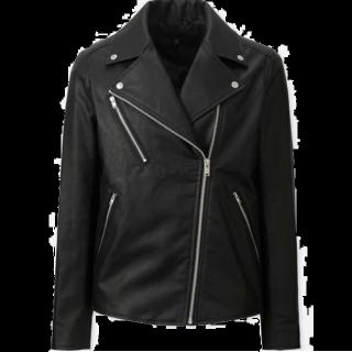 UNIQLOのライダースジャケット