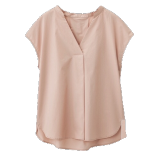 このコーデで使われているGUのシャツ/ブラウス[ピンク]