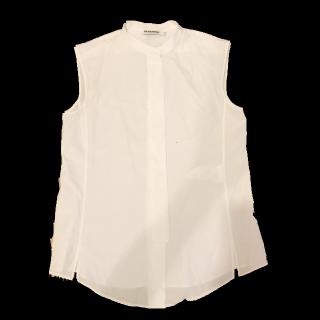 このコーデで使われているJil Sanderのシャツ/ブラウス[ホワイト]