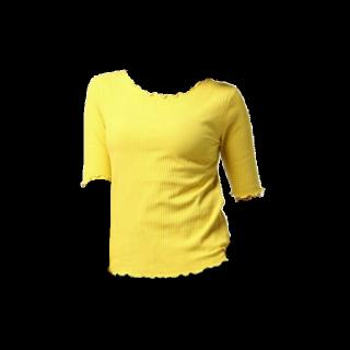 このコーデで使われているarchivesのTシャツ/カットソー[イエロー]