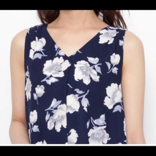 このコーデで使われているFIFTHのシャツ/ブラウス[ネイビー]