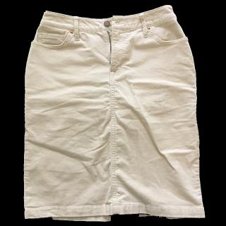 MUJI(無印良品)のひざ丈スカート