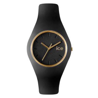このコーデで使われているice watchの腕時計[ブラック/ゴールド]