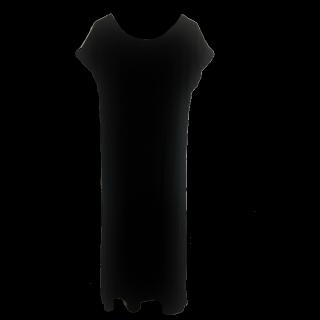 このコーデで使われているROPE'のマキシ丈ワンピ[ブラック]