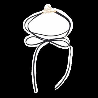 このコーデで使われているPARIS KID'Sのネックレス[ブラック]