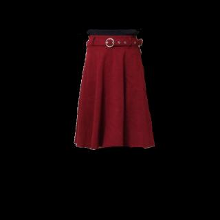 SpRayのひざ丈スカート