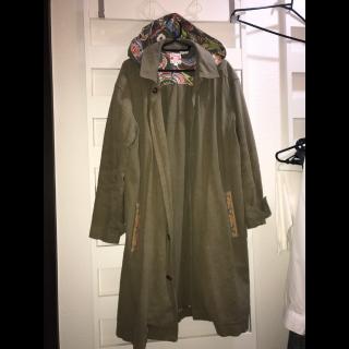 チチカカのコート