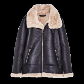 ZARA WOMANのジャケット