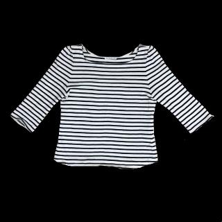 このコーデで使われているWILLSELECTIONのTシャツ/カットソー[ホワイト/ブラック]