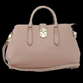 このコーデで使われているSamantha Vegaのハンドバッグ[ピンク]