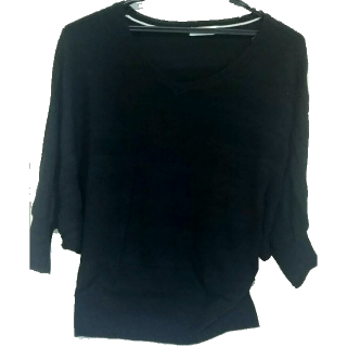 このコーデで使われているINDEXのニット/セーター[ブラック]