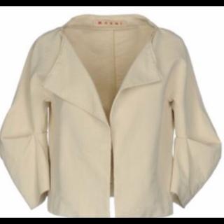 MARNIのテーラードジャケット
