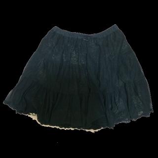 このコーデで使われているfranche lippeeのチュールスカート[ブラック]