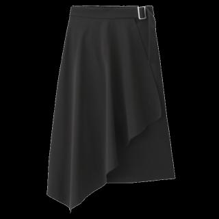 GUのひざ丈スカート