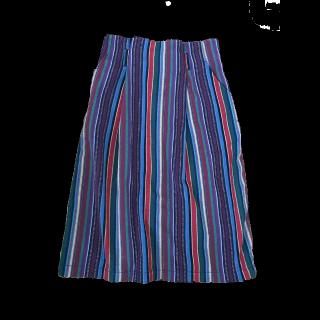 PAGEBOYのミモレ丈スカート