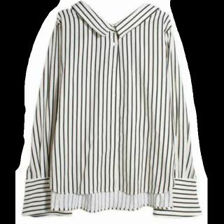 このコーデで使われているCOQULEのシャツ/ブラウス[ホワイト]