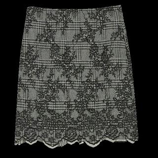 このコーデで使われているZARAのミニスカート[ブラック]