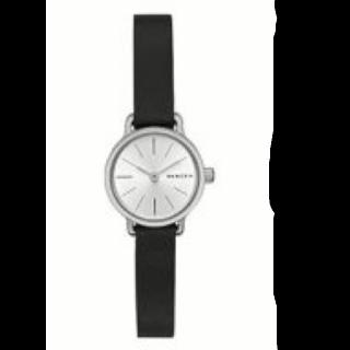 このコーデで使われているSkagenの腕時計[シルバー/ブラック]