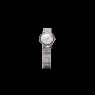 このコーデで使われているBERINGの腕時計[シルバー]