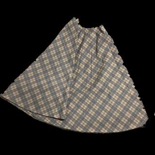 不明のミモレ丈スカート