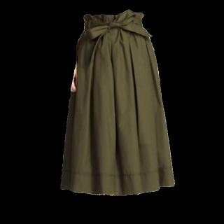 UNIQLOのフレアスカート
