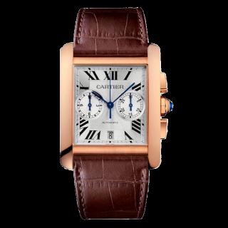 このコーデで使われているCartierの腕時計[ブラウン/ゴールド/ピンク/ホワイト/ブラック]