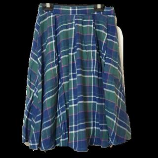 3can4onのミモレ丈スカート