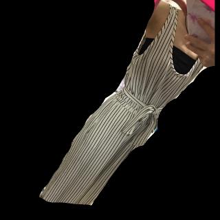 このコーデで使われているオールインワン[ホワイト]